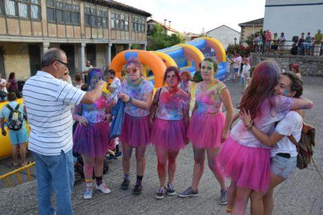 Jovenes participantes